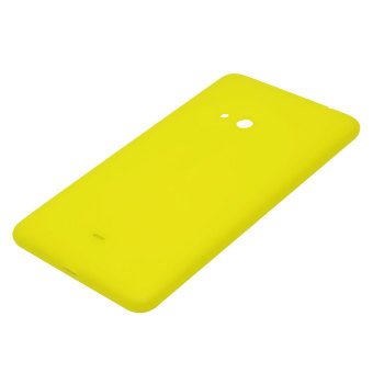 Housing Battery Rear Back Case Protective for Nokia Lumia 625 (Yellow)