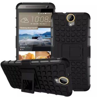 HTC E9 cool with support drop-resistant phone case protective case