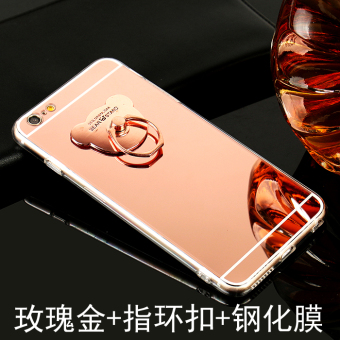 Huawei P10/p10plus silicone men and women full edging case phone case