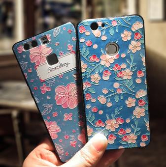 Huawei P9/P7/P8/P10/g9/mate9 phone case silicone case