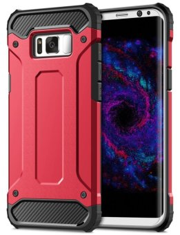 Hybrid Dual Layer Rugged Hard Shell Galaxy S8 Armor Protective BackCase Shockproof Cover for Galaxy S8