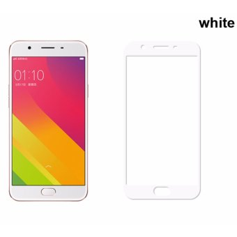IDEAL1 Full HD 9H Tempered Glass Screen Protector For OPPO F1s /A59 (White)