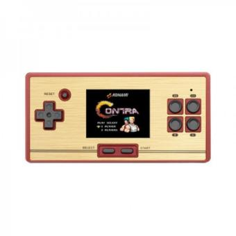 FC-POCKET Classic 8 Bit Game Portable Console Family Computer 600 Games Plus 128 Games Extra Cartridge(Black) Price Philippines
