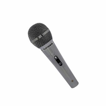 HYUNDAI DM-8000 Supercardioid Dynamic Vocal Microphone (Silver) Price Philippines
