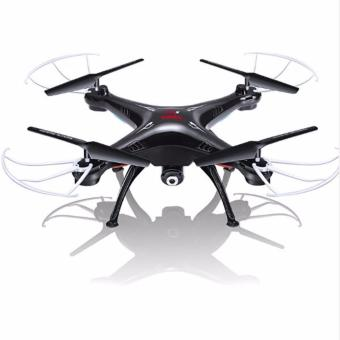 Harga IFLY-X5SW Drones with 6-Axis Wifi Camera Hd Real Time Video (Black)