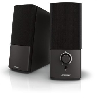 Harga Bose Companion 2 Series III Multimedia Speaker System - Black
