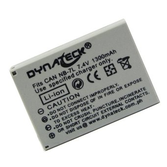 Harga Dynateck Digital Camera Battery for Canon NB-7L NB7L
