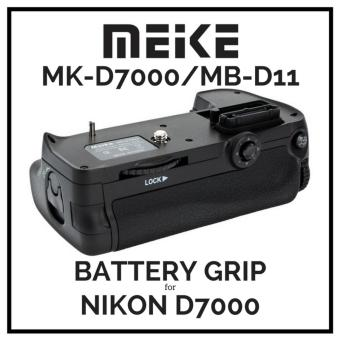 Harga MeiKe MK-D7000 MB-D11 Battery Grip for Nikon D7000