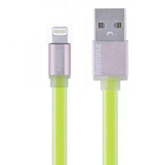 Harga Remax Quick Charge Lightning Cable (Green)