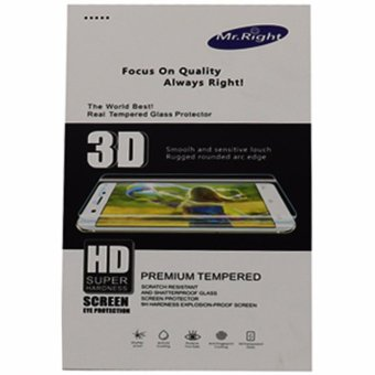 Harga Mr RightTempered Glass For LG G6 (CLEAR)