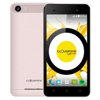 CloudFone Thrill Boost 8GB (Rose Gold) Price Philippines