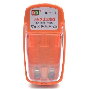 Mini Recharging Unit RD-101 for AA and AAA Batteries Price Philippines