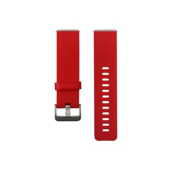 MOON STORE Fitbit blaze Silicone strap(red) - intl Price Philippines