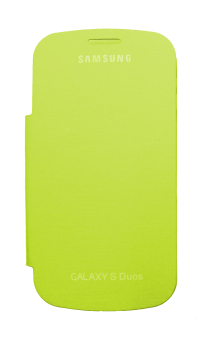 TECH GEAR Leather Flip Cover for Samsung Galaxy Trend Duos (Green) Price Philippines