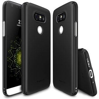 Harga Ringke Slim Ultra Thin Cover Case for LG G5 (Black)