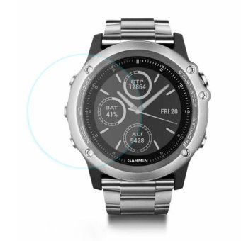 2Pcs Soft TPU Clear Screen Protector Films for Garmin Fenix 3 - intl Price Philippines