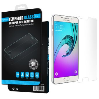 Galaxy Premium Tempered Glass for Samsung Galaxy A7 2016 (Clear) Price Philippines