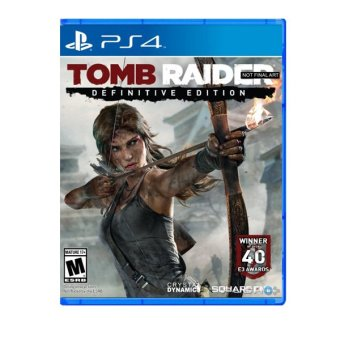 Square Enix Tomb Raider:Definitive Edition Game for PS4 Price Philippines