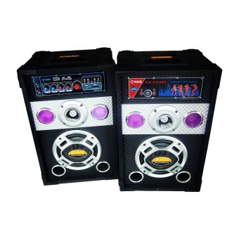 Harga HUG H673 Speaker System with Built-in MP3 Player