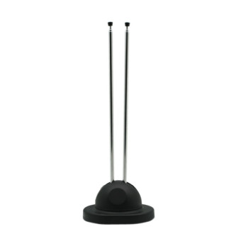 Harga Newstar FMA-4 VHF Indoor Antenna (Black)