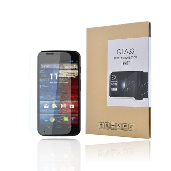Harga Tempered Glass Screen Protector for Motorola MOTO X (Clear)