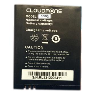 High Quality Battery for Cloudfone Thrill 550Q 550 Q Price Philippines