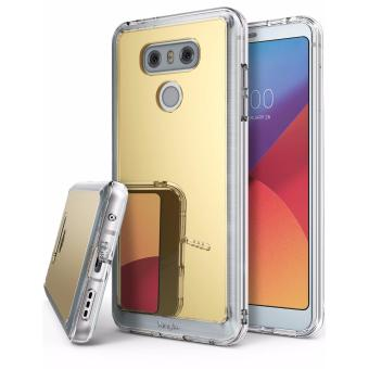 Harga Ringke Mirror Case for LG G6 (Royal Gold)