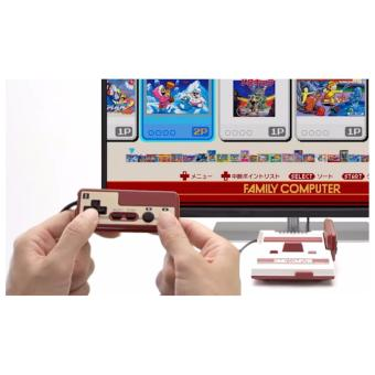 FC Mini Family Computer TV Game Player with Built-in 500 Different Games Price Philippines