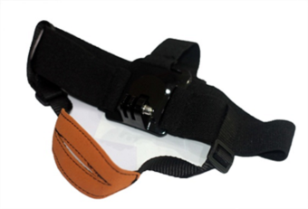 Harga Head Strap with Chin Belt