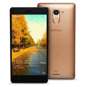 Infinix Hot 4 X557 2GB RAM 16GB ROM (Luxurious Gold) Price Philippines