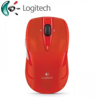 Logitech M545 Wireless Mouse (Red) Price Philippines