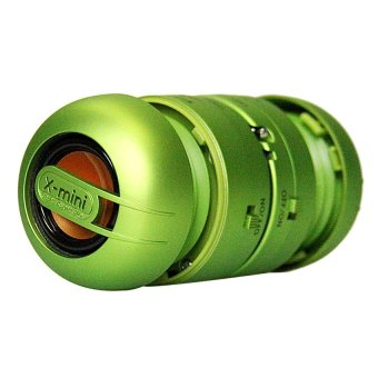 Harga X-mini MAX XAM15 Portable Speaker (Green)