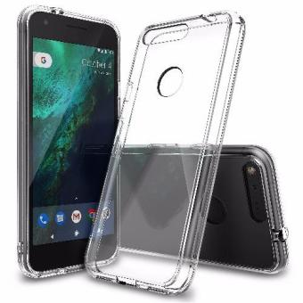 Harga Ringke Fusion TPU Bumper Cover Case for Google Pixel (Clear)