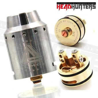 IJOY LIMITLESS 23 RDA - Head Hunters RDA 24 Vape Atomizer 24MM Atty (Silver) Price Philippines