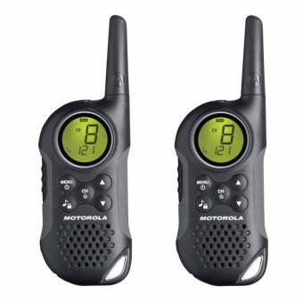 Harga Motorola TLKR T6 Walkie Talkie Two Way Radio (Black)