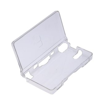 Hard Crystal Case+Clear Skin Cover for Nintendo DSL NDS Lite NDSL - intl Price Philippines