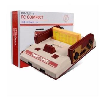 Family Computer FC Compact Vintage Game Console Built in 500 Games and 132 in1 Game Cartridge Price Philippines