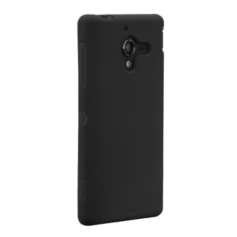 Harga Case-Mate CM025835 for Sony Xperia ZL Tough (Black)