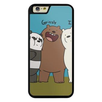 Phone case for iPhone 5/5s/SE We bare bears cover for Apple iPhone SE - intl Price Philippines