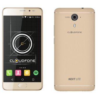 CloudFone Next Lite 32GB (Gold) with Free Jelly Case and Screen Protector Price Philippines