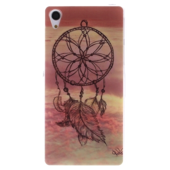 Moonmini Case for Sony Xperia Z2 Soft TPU Phone Back Cover Skin Protective Shell (Dream Catcher) Price Philippines