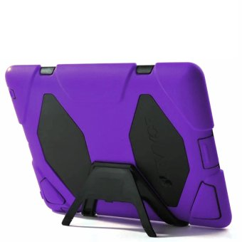 Harga Griffin Survivor Military Silicone Hard Case for iPad Mini 4 (Violet)