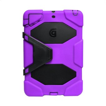 Harga Griffin Survivor Military Hard Case for iPad Mini 1 / 2 / 3 (Violet)