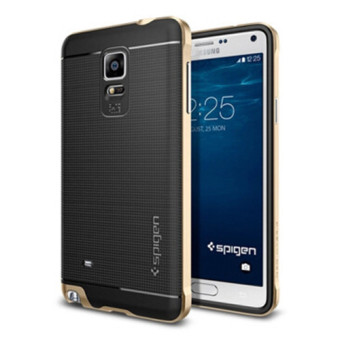 Harga TPU PC Cover Case for Samsung Galaxy Note 3 (Gold)