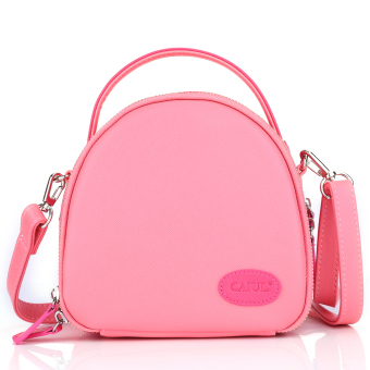 Harga Camera Case Bag For Fujifilm Polaroid Instax Mini8 90 7 50S (Pink)