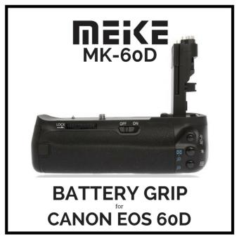 Harga Meike MK-60D Vertical Battery Grip Holder MK 60D for Canon 60D
