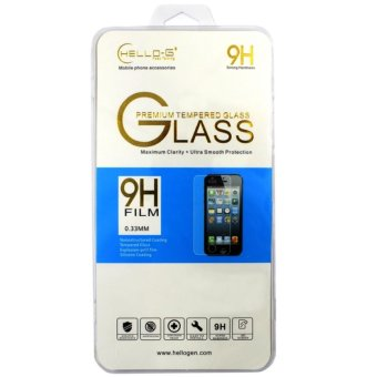 Harga Hello-G Tempered Glass Protector for O+ Venti 4G