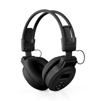 Harga OEM Sports Headsets MP3 Player - Hitam
