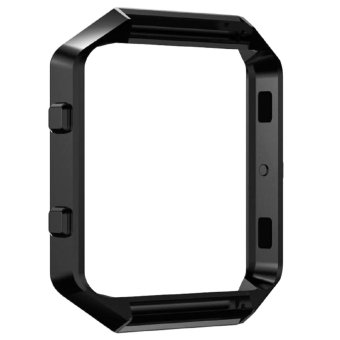 Stainless Steel Metal Replacement Frame for Fitbit Blaze Black Price Philippines