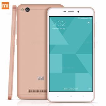 Xiaomi Redmi 4A 2GB RAM 16GB ROM (Rose Gold) Price Philippines